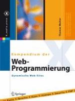 Entwicklung der Web-Programmierung