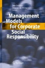 Finally in Business: Organising Corporate Social Responsibility in Five