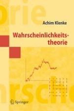 Grundlagen der Maßtheorie