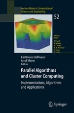 Parallel Programming Models for Irregular Algorithms