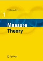 Constructions and extensions of measures