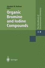 Degradation and Transformation of Organic Bromine and Iodine Compounds: Comparison with their Chlorinated Analogues