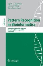 Pattern Recognition in Bioinformatics: An Introduction