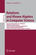 Weak Kleene Algebra and Computation Trees
