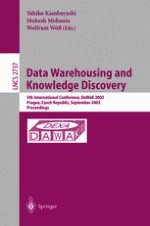 XML for Data Warehousing Chances and Challenges