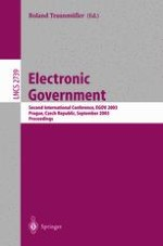 e-Government at a Decisive Moment: Sketching a Roadmap to Excellence
