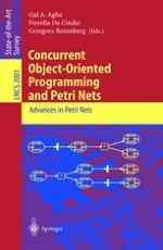 Object Oriented Modelling with Object Petri Nets