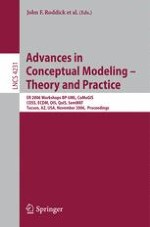 Conceptual Modeling for Emerging Web Application Technologies