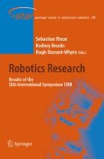 Session Overview Physical Human-Robot Integration and Haptics