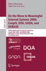 GADA 2006 International Conference (Grid Computing, High-Performance and Distributed Applications) PC Co-chairs' Message