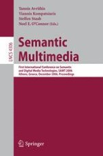 Content vs. Context for Multimedia Semantics: The Case of SenseCam Image Structuring