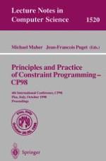Open Constraint Programming