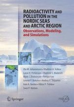 Sources of anthropogenic pollution in the Nordic Seas and Arctic