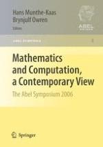 A Conjecture about Molecular Dynamics | springerprofessional de