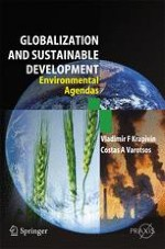 Problems of globalization and sustainable development