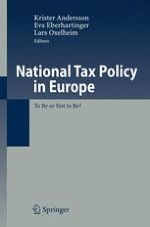The Role of National Tax Policies in the European Union