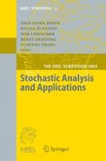 Memoirs of My Research on Stochastic Analysis