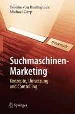 Stellenwert von Suchmaschinen im Online-Marketing