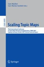 Scaling Topic Maps