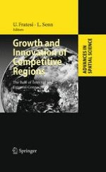 Regional Growth, Connections and Economic Modelling: An Introduction