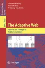 User Models for Adaptive Hypermedia and Adaptive Educational Systems