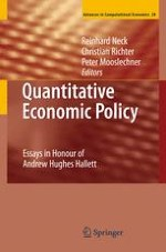 Quantitative Economic Policy — Theory and Applications: Introduction and Overview
