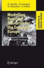 From Forecasts to Quantitative Foresights: Territorial Scenarios for an Enlarged Europe