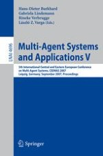 A Multi-agent Approach for Range Image Segmentation