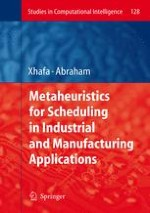 Exact, Heuristic and Meta-heuristic Algorithms for Solving Shop Scheduling Problems