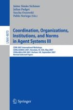 Towards a Framework for Agent Coordination and Reorganization, AgentCoRe