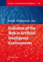 An Introduction to the Evolution of the Web in an Artificial Intelligence Environment