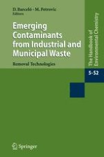 Removal of Emerging Contaminants in Wastewater Treatment: Conventional Activated Sludge Treatment