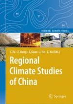 Climate of China and East Asian Monsoon