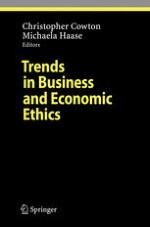On Setting the Agenda for Business Ethics Research