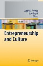 Introducing Entrepreneurship and Culture