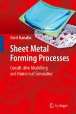 FE-Models of the Sheet Metal Forming Processes