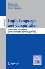 A Computational Grammar for Georgian