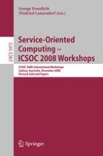Introduction: Fourth International Workshop on Engineering Service-Oriented Applications (WESOA 2008)