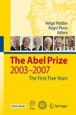 The History of the Abel Prize