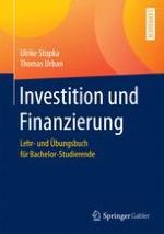 Investition und Finanzierung imbetrieblichen Wertschöpfungsprozess