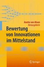 Grundlagen der Bewertung von Innovationen im Mittelstand