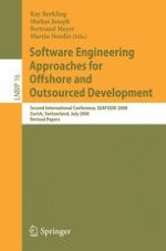 Outsourcing through Combining Software Departments of Several Companies