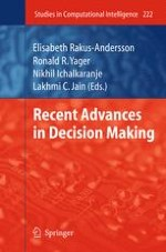 Advances in Decision Making