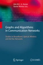 Graphs and Algorithms in Communication Networks on Seven League Boots