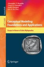 John Mylopoulos: Sewing Seeds of Conceptual Modelling