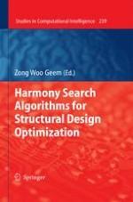 Standard Harmony Search Algorithm for Structural Design Optimization