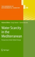 Possible Climate Change Scenarios with Specific Reference to Mediterranean Regions