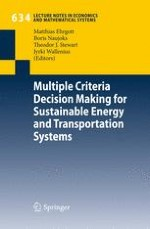 On the Potential of Multi-objective Optimization in the Design of Sustainable Energy Systems
