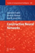 Constructive Neural Network Algorithms for Feedforward Architectures Suitable for Classification Tasks