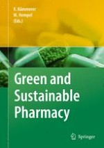 Why Green and Sustainable Pharmacy?